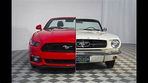 The Evolution Of 6 Generations Of Ford Mustang | Mustang old, Ford mustang, Pony car
