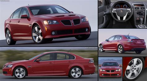 Pontiac G8 Gt 2008 Pictures Information And Specs
