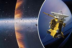 NASA mission: Spaceship to 'graze' Saturn's rings in ...