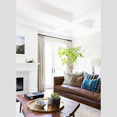 25+ Best Ideas About White Leather Couches On Pinterest