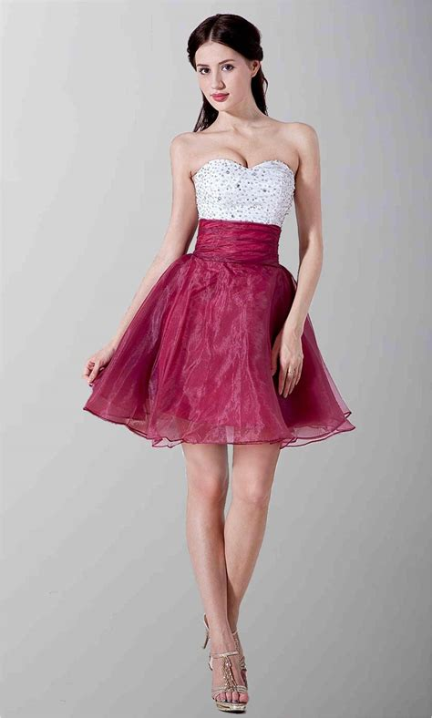 two color dress two color homecoming prom dresses sequin bodice