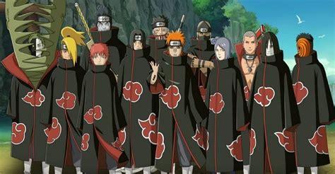 Akatsuki Members In Naruto Ranked By Strength