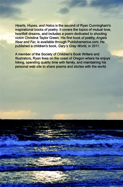 Poetry Book Back Cover