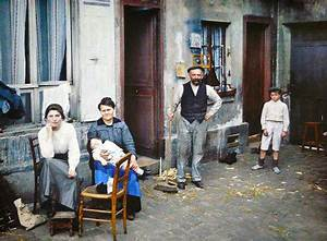 Paris, 1914: Rare Color Photos Show How The Capital Looked 100 Years Ago