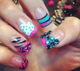 Nail art latest designs paint design