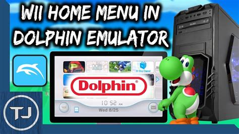 Install Wii Home Menu & Channels On Dolphin Emulator! (pc