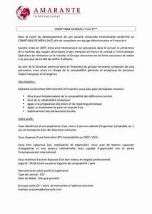 Emploi Comptable Le Havre : amarante international offre d 39 emploi comptable general ~ Dailycaller-alerts.com Idées de Décoration