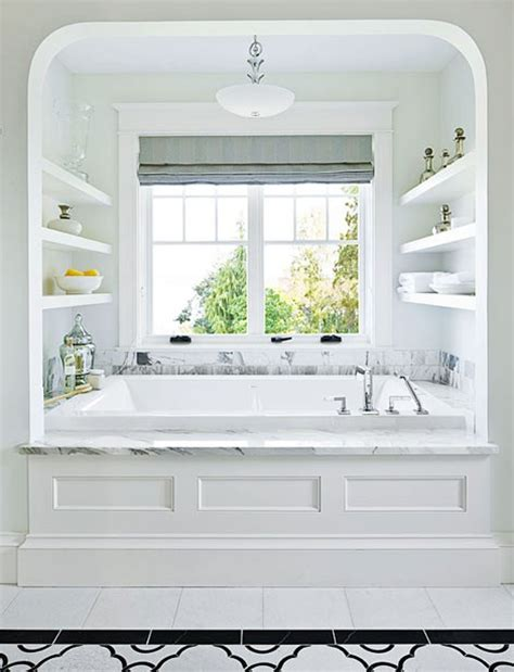 bathroom alcove ideas to da loos 8 elegant bathtub alcoves