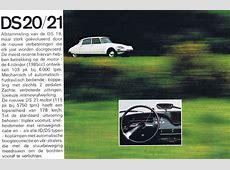 1969 Citroen IDDS brochure