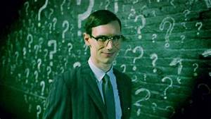 GOTHAM's EDWARD NYGMA On His New 'Dark' Riddles ...