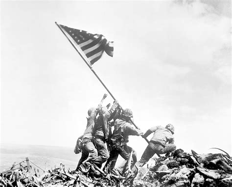 raise the siege was the raising the flag at iwo jima photograph staged