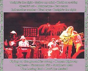 PLUMDUSTY'S PAGE: Neil Young 1973-11-09 City Hall ...