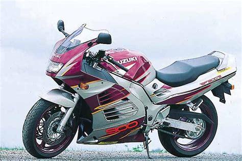 1995 Suzuki Rf900r by Suzuki Rf900 1995 1999 Review Mcn