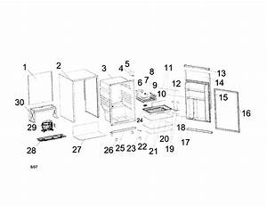 Haier Compact Refrigerator Parts