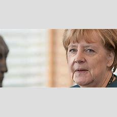 Kanzlerin Mit Sich Im Reinen  6 Gründe, Warum Merkel Aussteigt  Maz  Märkische Allgemeine
