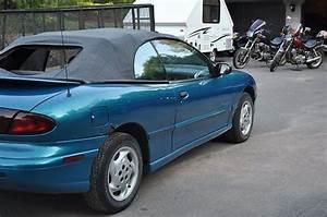 Purchase Used 1997 Pontiac Sunfire Se Convertible 2