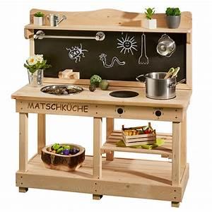 Kinderküche Aus Holz : sun kinderk che matschk che aus holz f r draussen 06101 ~ Orissabook.com Haus und Dekorationen