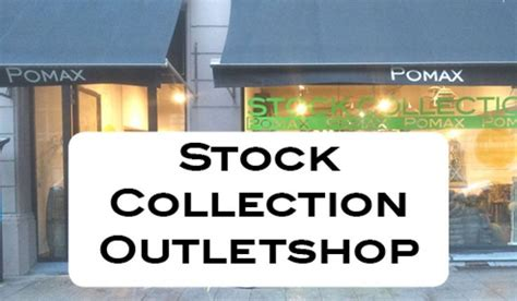 TOTALE UITVERKOOP - POMAX Stock collection outletshop ...