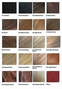 1000 Ideas About Hair Color Names On Pinterest Shades Of ...