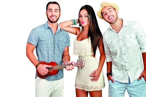 Formada Pelos Irmãos Diogo, Gabi E Rodrigo, Banda Tem Som