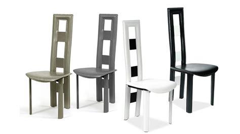 chaise dossier haut design chaise dossier haut design noel 2017