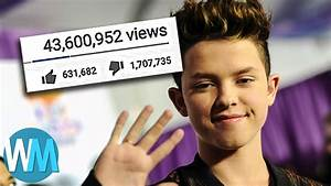 Top 10 Most DISLIKED YouTube Videos - YouTube