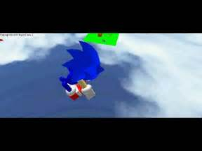 sonic the hedgehog roblox