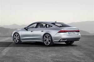 Audi A7 Coupe : audi a7 2018 revealed car news carsguide ~ Medecine-chirurgie-esthetiques.com Avis de Voitures