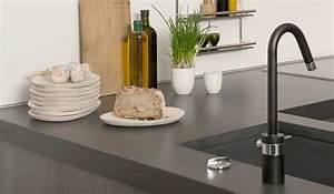 Plan De Travail Cuisine Granit : les plans de travail ~ Dallasstarsshop.com Idées de Décoration