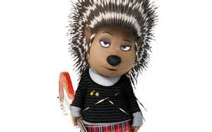 Porcupine Sing Movie Ash