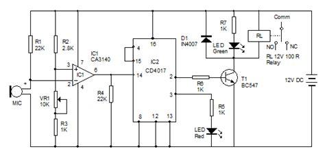 Sound Activated Switch Ways Design Own