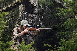 Inspirational Photos Of Tree Stand Shooting Rest 14319