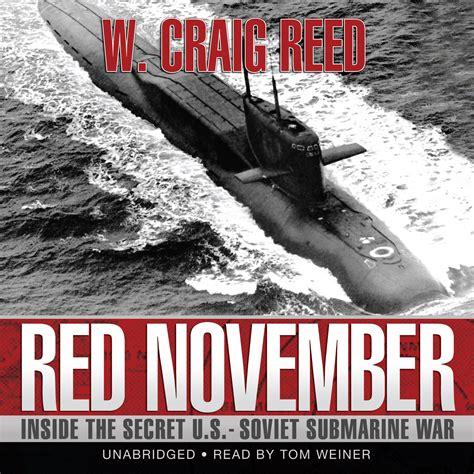 red november audiobook listen instantly