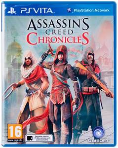 PS Vita - Assassin 's Creed Chronicles CZ - Console Game ...