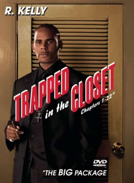 R Trapped In A Closet by R R Trapped In The Closet Cd Zavvi