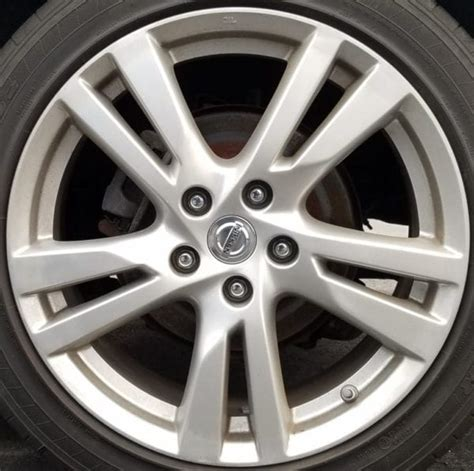 nissan sr oem wheel taa oem original alloy