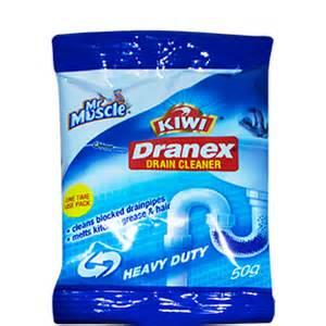 kiwi kleen dranex drain cleaner 50 g buy online