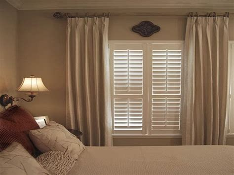 bedroom window treatments bedroom  bathroom ideas