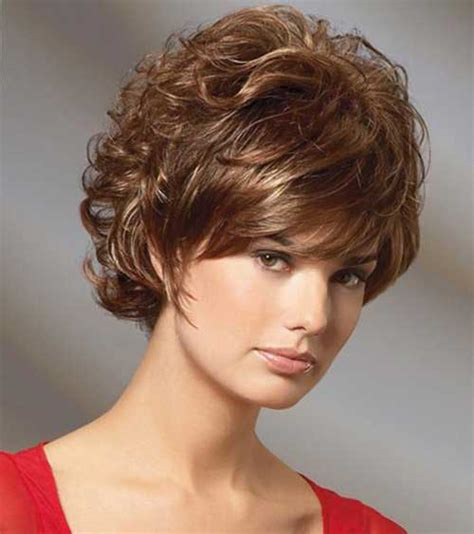 short curly hairstyles short hairstyles