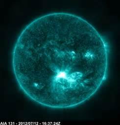 NASA Solar Flare Sun