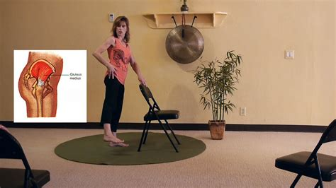 hip stabilizer muscles help with your balance chair yoga