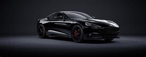 aston martin vanquish  carbon special edition