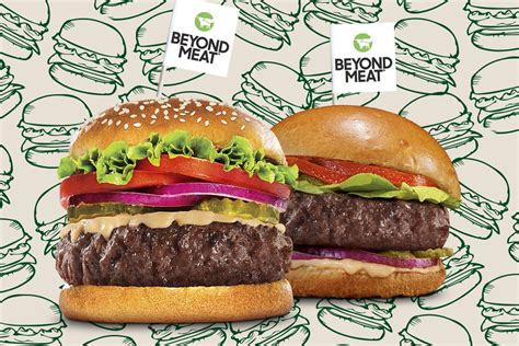 Beyond Meat launches new burgers that are juicier and ...
