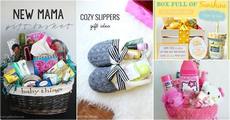 easy  affordable diy gift baskets   occasion