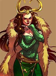 Lady Loki Marvel Comics