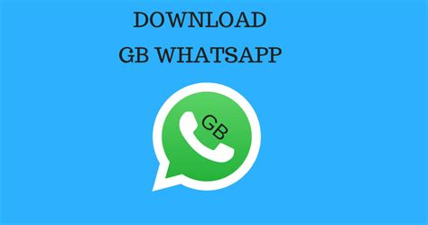 gb whatsapp apk version 6 0 for android 2017