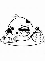 Angry Birds Coloring Bird Slingshot Colorat Colorare Disegni Planse Colorir Cu Pintar Desenhos Ausmalbilder Piggies Bad Orange Printable Lumache Imprimir sketch template