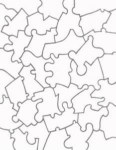 paper jigsaw puzzle templates learn to coloring With jigsaw puzzle template for word