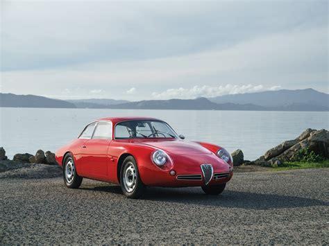 1962 Alfa Romeo by Rm Sotheby S 1962 Alfa Romeo Giulietta Sz Ii Coda