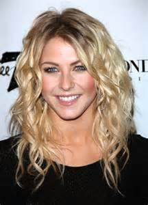 Julianne Hough Hair Waves